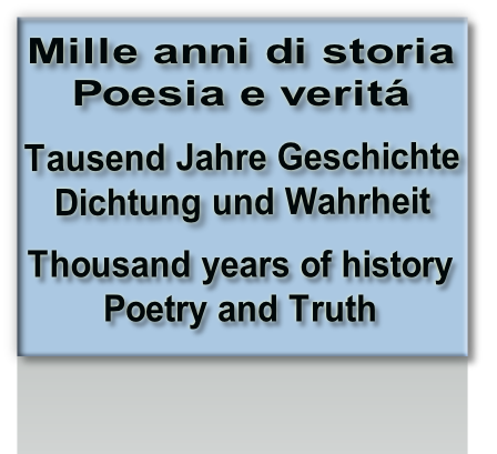 Thousand years of history